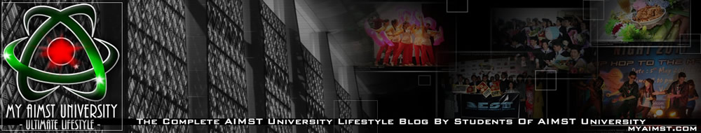 My Aimst University Ultimate Lifestyle