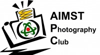 AIMST Photography Club logo