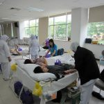 Blood donation and Organ pledge 9th Sept 2011 at AIMST University