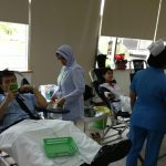 AIMST Blood Donation Campaign 4-5th February 2013