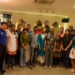 AIMST Dean's Farewell Party 2013
