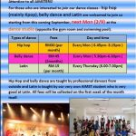 AIMST Dance Classes August 2013