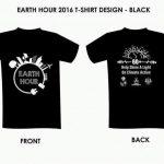 AIMST EARTH HOUR 2016 Merchandise