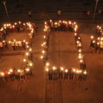 AIMST Earth Hour 2015 photos by SEAD AIMST
