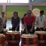 AIMST Drum Initiation Ceremony 2016