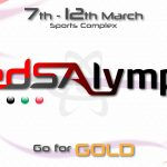 MedSAlympics 2016 Event List