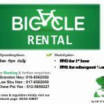 Bicycle Rental at AIMST University