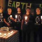 AIMST Earth Hour 2015 Photos by Aimst Omega Leo