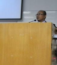Inaugural speech by Prof. Mohd. Baidi Bahari, Dean, FOP.