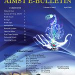AIMST E-Bulletin Volume II Issue I (April 2016)