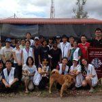 Leo Club of AIMST University visit to SPCA Sungai Petani 2013