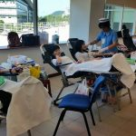 AIMST Leo Club 2nd blood donation campaign on 13 & 14th Jan 2015