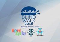 blind walk 2016